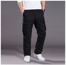Personnel de réparation pantalon Raffinerie Travail pantalon durable multi-poche carpenter travail pantalon