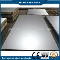 Made in China popular gi galvanized steel sheet flat