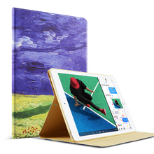 Best Sale For iPad Air 2 Leather Case with Stand Holder