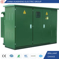 IEC SASO approved substation ring main unit electrical distribution box