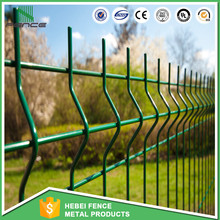 Barbed Wire Mesh Fence / Razor Wire Airport Fence