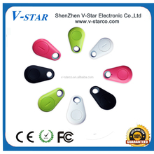 Portable Bluetooth Wireless Key Finder And Self-Timer For Personal Bluetooth anti lost alarm