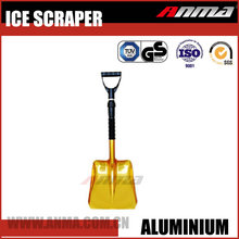 Universal portable household aluminum short handle snow shovel