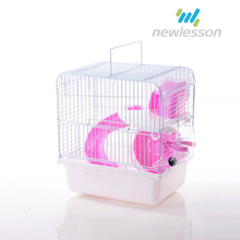 2 layers multiple devices hamster house pet squirrel cages with good quality