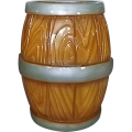 Fiberglass Playground Beer barrel