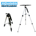 150cm to 50cm Tripod Stand for Projector with Adjustable Height