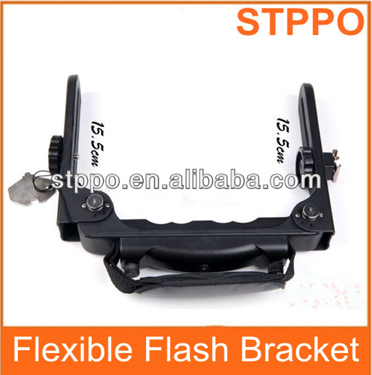 Adjustable Flexible Multi-function Flash Bracket Quick Flip 800 For Canon Nikon Olympus Pentax Sony