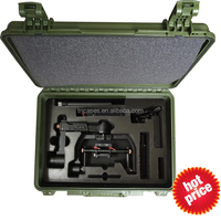 New product 2016 rugged waterproof plastic dji ronin m case