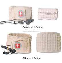 Breathable medical Air Traction Waist Support for Spinal Air Traction medical back support brace