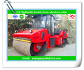 1.4t Hydraulic double drum vibratory roller