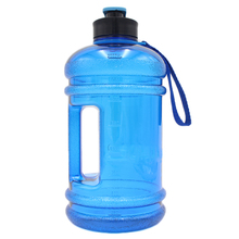Promotional BPA Free Tritan bottles Customised Durable Tritan Fruit Flavored Water Bottle With Straw