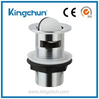 KingChun Free Samples basin sink chrome flip cover drain (K26)