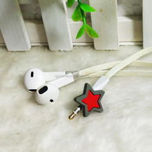 Wholesale Fashion Rubber Earphone Charms