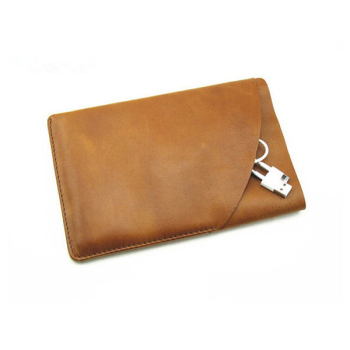 OEM Genuine Leather Pouch Phone Case for iPhone 6s, Custom for iPhone Case