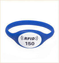 high quality nfc wristband rfid silicone wristband for Children tracking