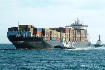 China shipping agent to worldwide