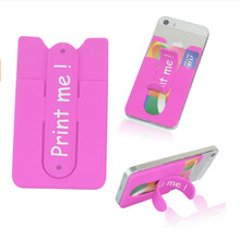 Manufacture mobile phone accessories 3M Sticker one touch holder stand
