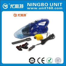 Multifunctional car vacuum cleaner with air pump