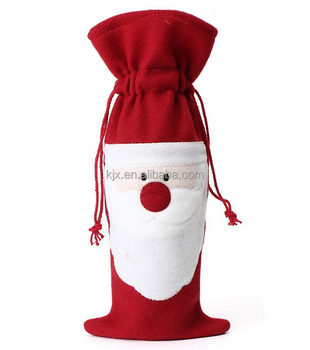 Christmas Wine Bottle Bag Manufacturer