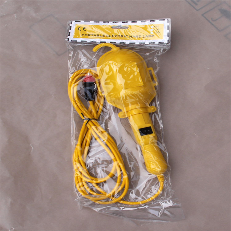 eco-friendly energy-saving LED portable electric hand inspection lamp for portable work