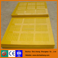 free sample sieving gold copper mining vibrating screen mesh/mining sieving screens