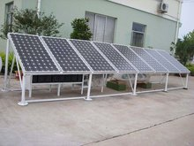 Chinese low cost mobile solar power pv generator with household appliances factory price