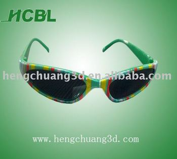 hot selling cheap 3d kids glasses FCC CE ROHS