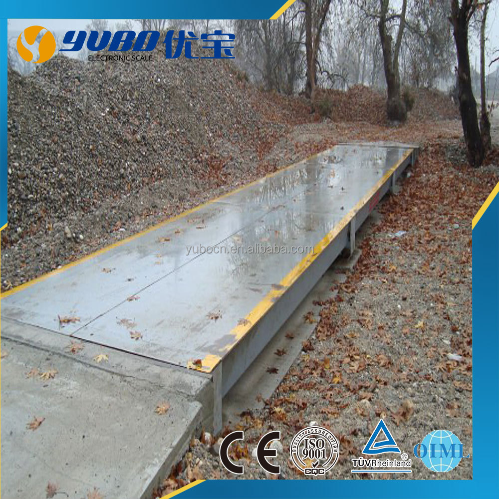High Accuracy Digital Mobile Weighbridge For Sale,weighbridge machine