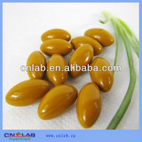 Compound fish oil softgel capsule OEM