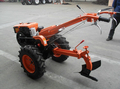 Best price walking tractor 1LS-220Y functions of the disc plough