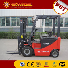 heavy duty DC battery forklift truck/electric forklift