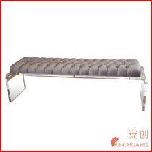 lucite bench furniture