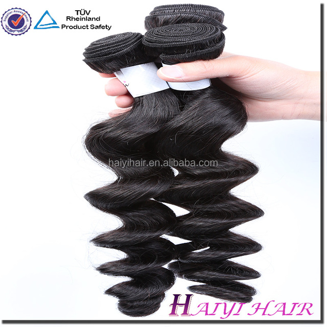 18 Inch Malaysian Wavy Hairyuanwenjun