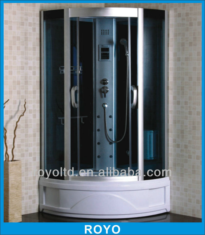 luxury shower cabin/personal steam room/luxury shower room with bathtub Y302