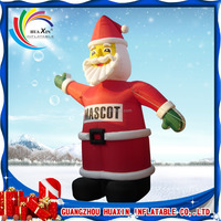 8m Giant Inflatable Christmas Decoration Inflatable Santa Claus