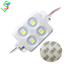 RGB Waterproof 12V 0.96W 4 chips SMD 5050 led Module