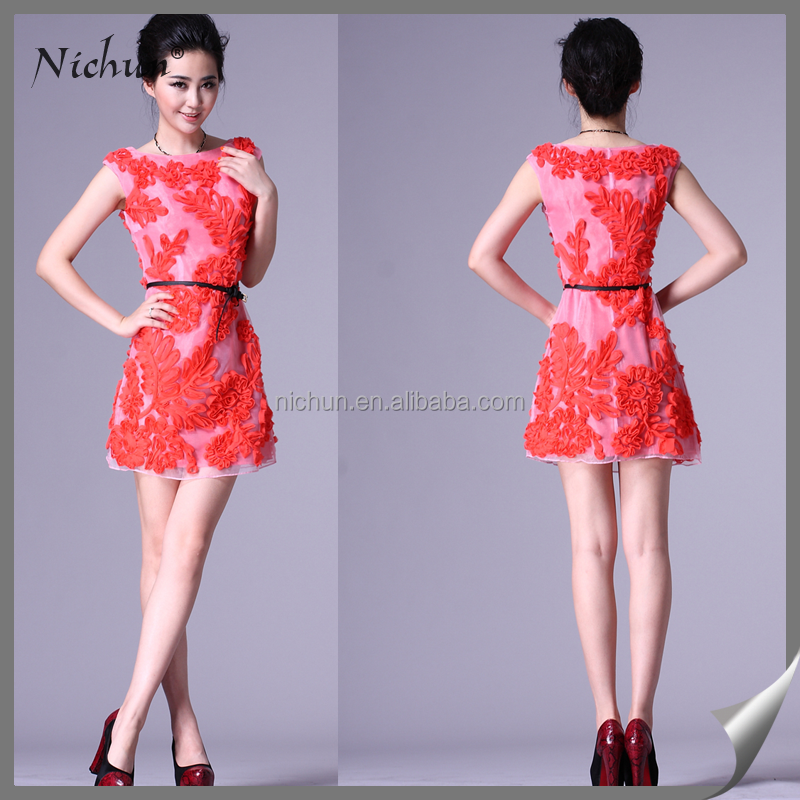 Alibaba New Arrival Short Ladies Dress Fashion Apparel Supplier