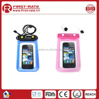FR-286 outdoor use water proof cell phone bag