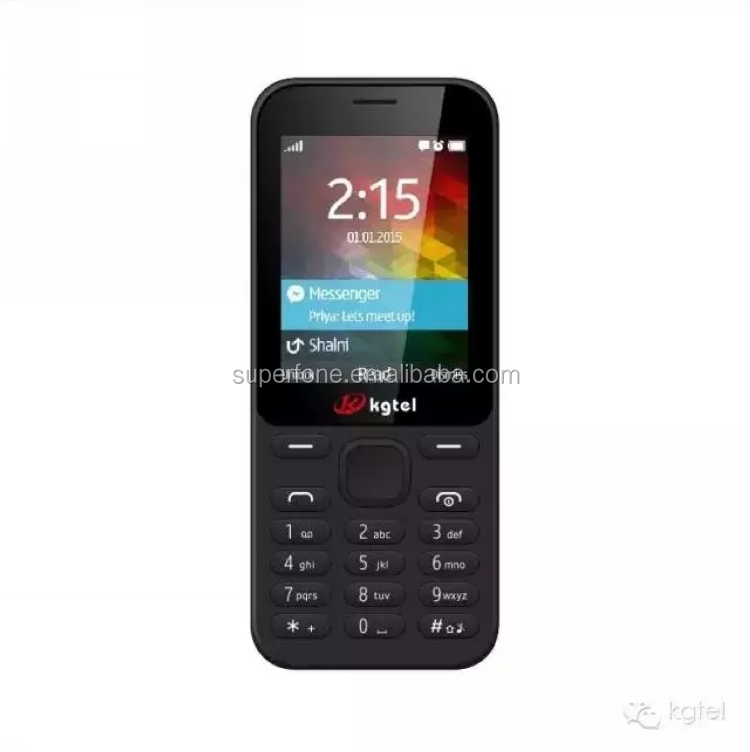 215 2.4 inch support FM Radio / Bluetooth /Torch cheap mobile phone handset