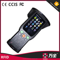Parking System Manufacturer Hand Held Pda Device Support Barcode Scanner Rfid Reader Bluetooth Nfc