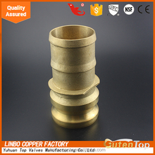 Brass camlock quick coupling type A,B,C,D,E,F,DC,DP