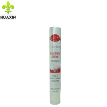 Supplying Custom cosmetic spa tube packaging 100g laminated round tube for face& neck cream
