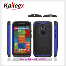 Wholesale Hybrid Cell Phone Case For Moto X+1 Football Style Case