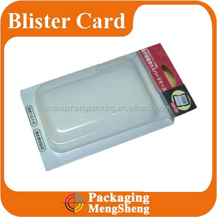PVC/PET/PP/PS clamshell/blister packing China manufacturers