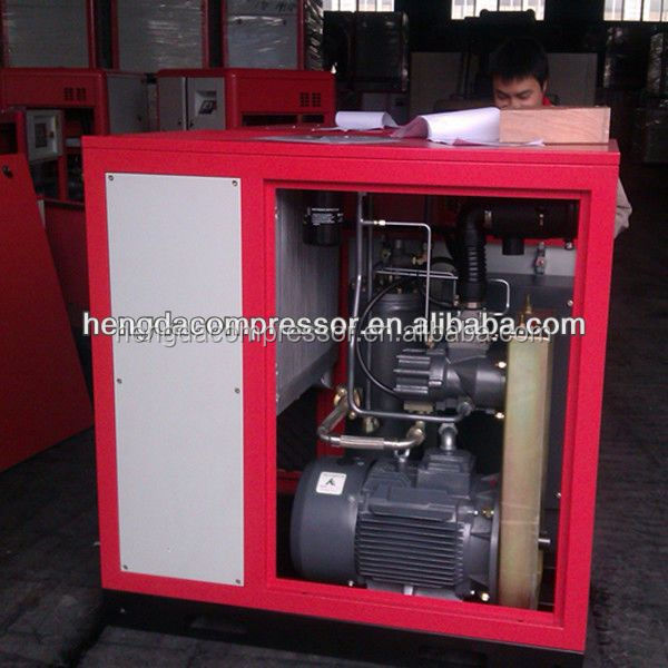 Industrial 18.5KW 7-13bar 3m3/min Rotary Screw Air Compressor 2065 italy air compressor