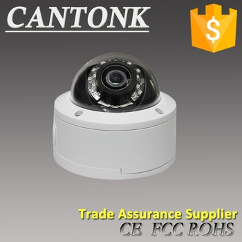 Cantonk CMOS Full HD 4k Wireless Outdoor IP Camera