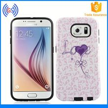 Case For Nokia C2-01 Perfect IMD Pring PU TPU Gummy Combo Case Cover OEM Pattern Design