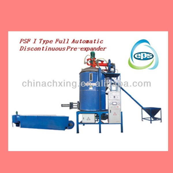 full Automic Quantitative Pre-expander Machine for eps foaming