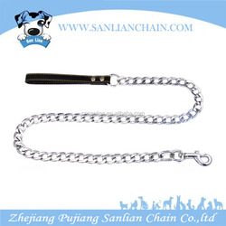 New Pet Snake Choke Chain Training Dog Pet Leashes For S/M/L Size Dog