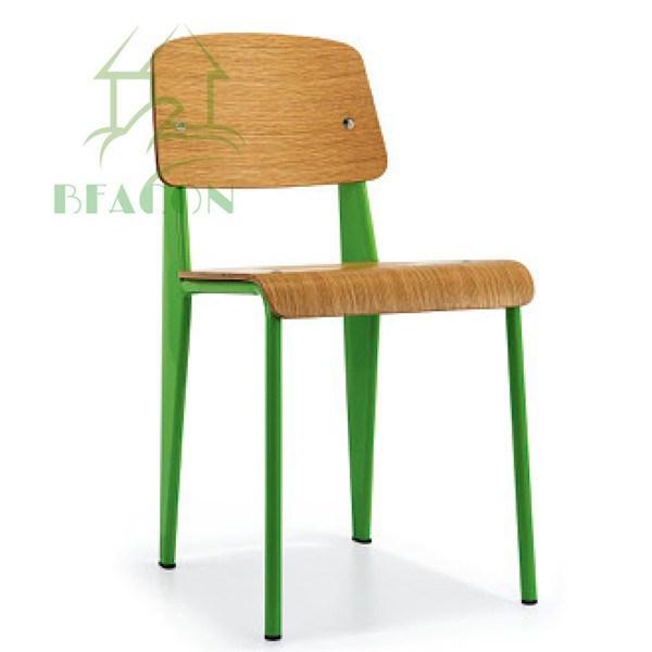chaises de conf rence de bureau r plique jean prouv. Black Bedroom Furniture Sets. Home Design Ideas